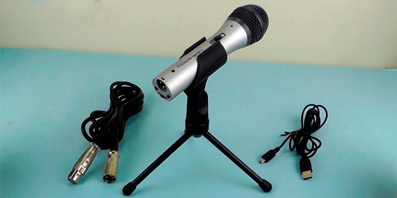 Review of Audio-Technica ATR2100 USB/XLR Microphone