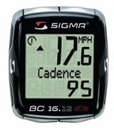 Sigma Sport BC16.12 STS Cadence Wireless Bike Computer