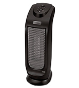 Bionaire BCH7302-NUM Oscillating Ceramic Tower Heater with LED Controls