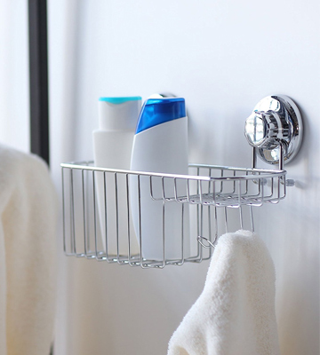 Review of HASKO accessories SYNCHKG129548 Shower Caddy Basket