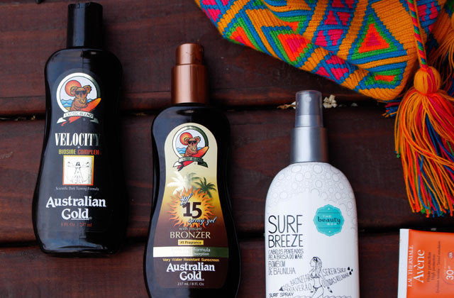 Best Australian Gold Tanning Oils for Bronze Tanning