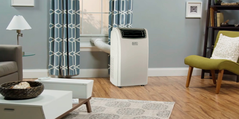 Review of Black & Decker BPACT14HWT Portable Air Conditioner with Heat