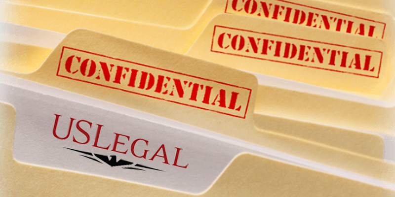 Review of USLegal Confidentiality and Non-Disclosure Forms