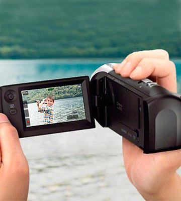 Review of Sony HDR-CX405 HD Video Recording Handycam Camcorder