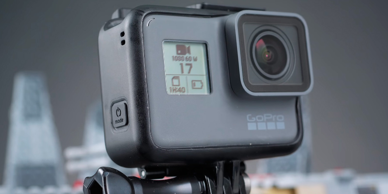 Review of GoPro HERO6 (CHDHX-601) Action Camera