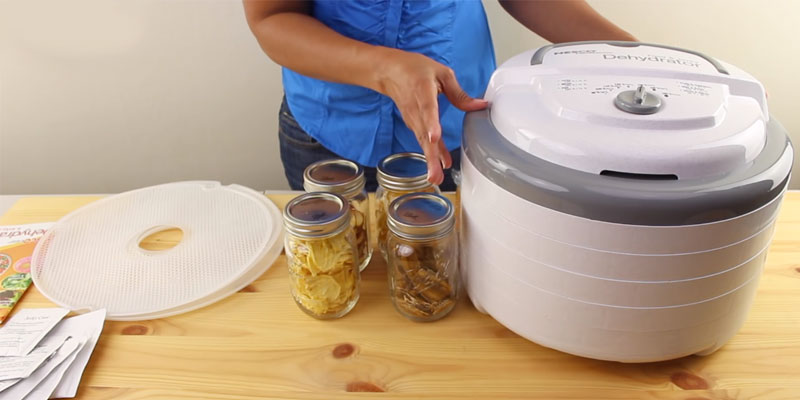 Detailed review of Nesco FD-75A Snackmaster Pro Food Dehydrator