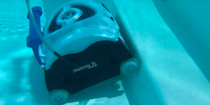 Review of Hayward SharkVac XL (RC9740WCCUB) Robotic Pool Cleaner