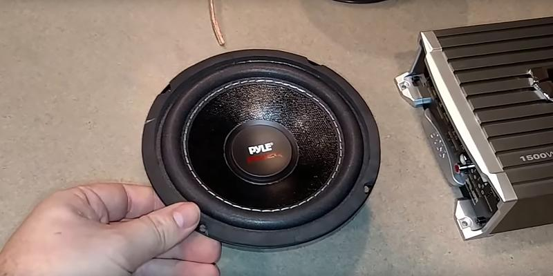 Review of Pyle PLPW15D Subwoofer