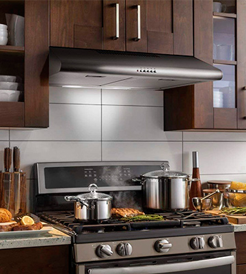 Review of Cosmo COS-5MU30 30 Under Cabinet Range Hood