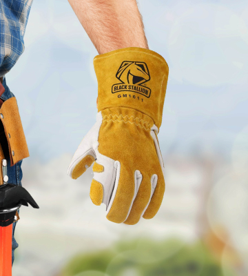 Review of Revco GM1611 Welding Gloves