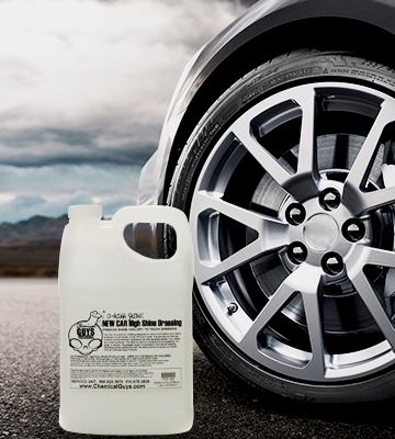 Review of Chemical Guys TVD_102 Car Shine Premium Dressing (1 Gal)