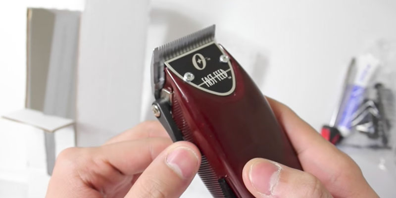 Review of Oster 76023-510 Fast Feed Adjustable Pivot Motor Clipper