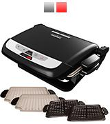 George Foreman GRP4842MB Grill Sandwich Maker