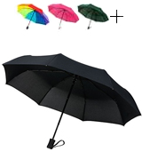 CrownCoast Compact Umbrella