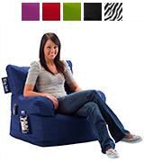 Big Joe Sapphire Bean Bag Chair