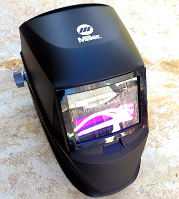 Review of Miller Electric Shade 3 and 8-12 Welding Helmet