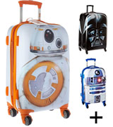 American Tourister Star Wars 21 Hard Side Spinner