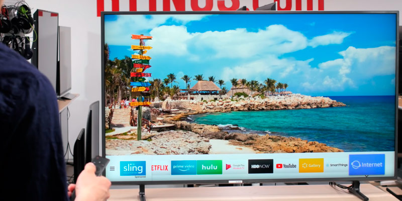 Review of Samsung UN82RU8000FXZA 4K Ultra HD Smart TV