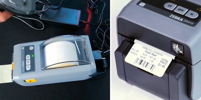 Review of Zebra ZD410 Direct Thermal Desktop Printer
