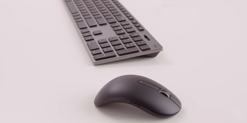 Review of Dell KM717 Premier Wireless Keyboard and Mouse