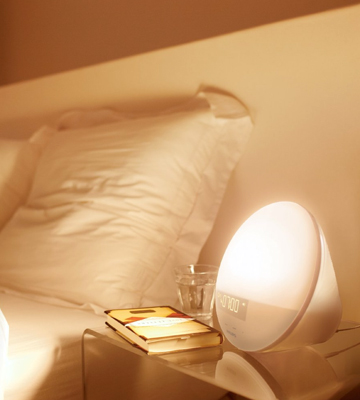 Review of Philips HF3520 Wake-Up Light