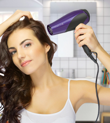 Review of Remington D3190 Damage Protection Hair Dryer