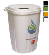 Enviro World EWC-10 Rain Barrel