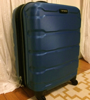 Review of Samsonite Omni PC Hardside Luggage
