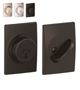 Schlage B60 N CEN 622 Single Cylinder Deadbolt