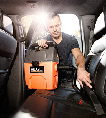 Review of Ridgid VAC3000 Portable Wet Dry Vacuum Cleaner