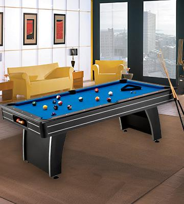 Review of Fat Cat Tucson MMXI 7' Pool/Billiard Game Table