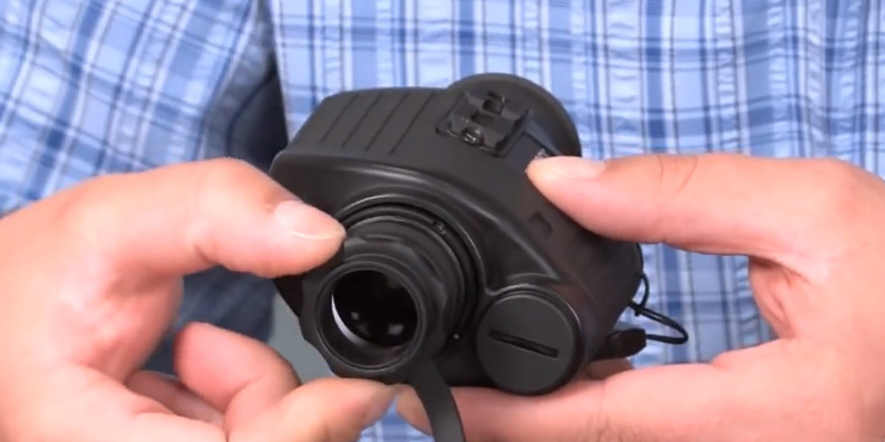 Detailed review of Armasight Vega Night Vision Goggle