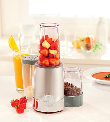 Review of BELLA 13330 12-Piece Rocket Countertop Blender