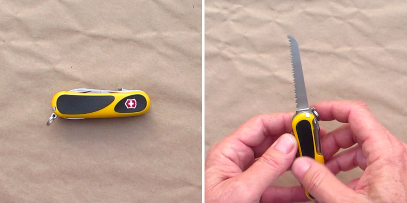 Review of Victorinox EvoGrip Swiss Army Multi-Tool Knife