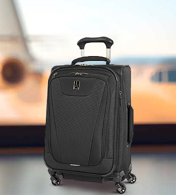 Review of Travelpro Maxlite 4 Expandable 21 Inch Spinner Suitcase