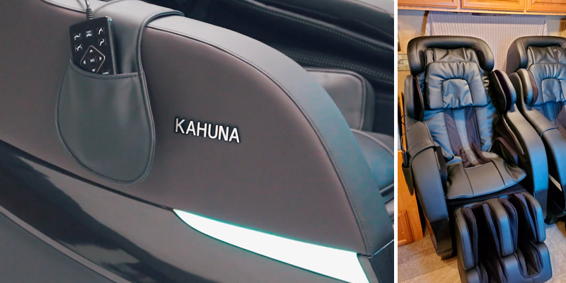 Kahuna Massage Chair SM-7300S Top Performance Kahuna Superior Massage Chair in the use
