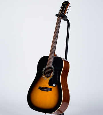 Review of Epiphone DR-100 Acoustic Guitar
