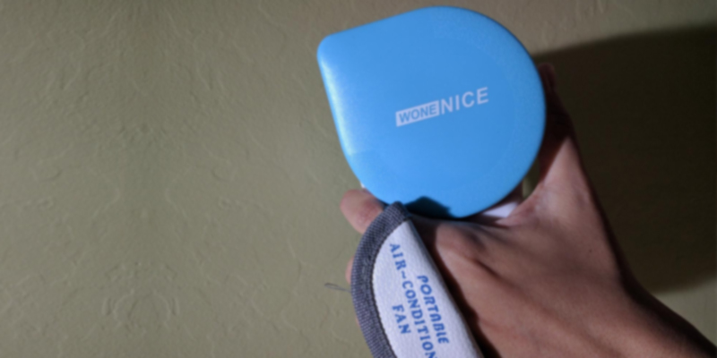 Review of WoneNice Mini-Air Conditioner Portable