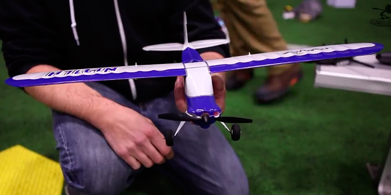 Review of HobbyZone Sport Cub S RC Airplane