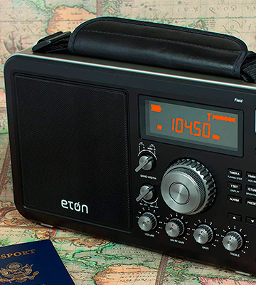 Review of Eton NGWFBTB AM / FM / Shortwave Radio with RDS and Bluetooth