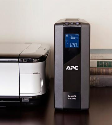Review of APC Back-UPS Pro 8-outlet 1000VA UPS