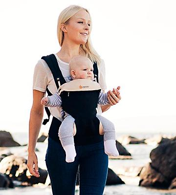 Review of Ergobaby BC360BLKCAM1NL Ergonomic Baby Carrier