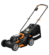 WORX WG743 40V PowerShare 4.0Ah 17 Lawn Mower