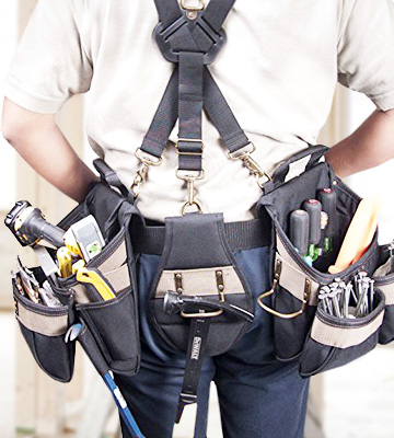 Review of Custom Leathercraft Tool Belt System