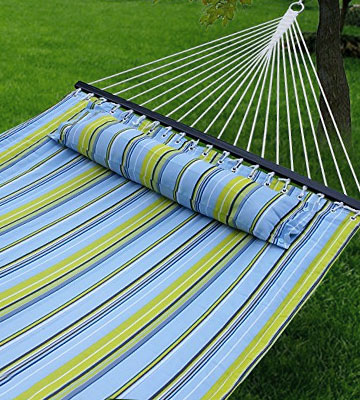Review of SueSport HC011-B/G Double Size Hammock