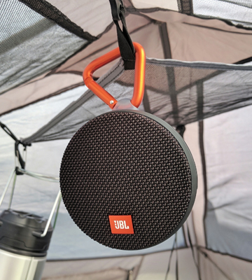 Review of JBL Clip 2 Waterproof Portable Bluetooth Speaker