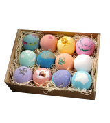 LifeAround2Angels ABB12 Bath Bombs Gift Set