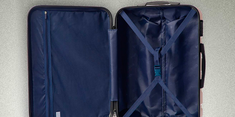 "Review of Coolife 3 Piece 20"" / 24"" / 28"" Spinner Hardshell Suitcase Set"