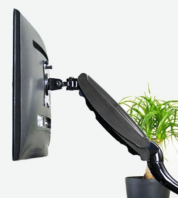 Review of VIVO STAND-V001B Single LCD Monitor Desktop Mount Stand