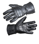 Jackets 4 Bikes ZW_R_1967 Premium Leather Motorcycle Protective Cruiser Biker Gloves